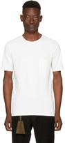 Lemaire Off-white Crewneck T-shirt