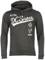 Dc Pitcher Over The Head Hoodie