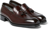 Tom Ford - Edgar Leather Tasselled Loafers