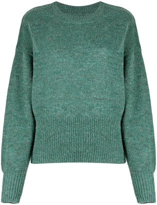 Etoile Isabel Marant Ribbed Knit Jumper