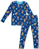 Cuddl Duds Toddler Boy Paw Patrol Chase, Marshall & Rubble Top & Leggings Set