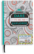Gibson Books Dare To Be An Explorer Colouring Book
