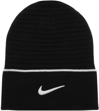 Nike Dri Fit Beanie Hat Black