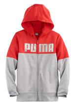 Puma Boys 8-20 Colorblock Hoodie