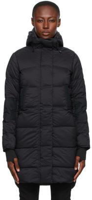 Canada Goose Black Down Alliston Coat