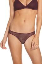 Madewell Women's Mesh Bikini