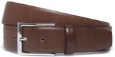Hugo Gerron Brown Leather Belt