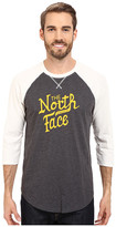 The North Face 3/4 Sleeve Alpine Varsity Club Tee