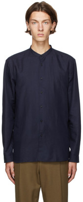 HUGO BOSS Navy Eddison Shirt