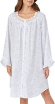Eileen West Lace Trim Nightgown