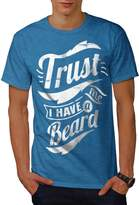 Trust Me I Have An Epic Beard Men NEW XXXL T-shirt | Wellcoda