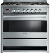 Fisher & Paykel OR90SDBGFX3 Dual Fuel Range Cooker, Stainless Steel