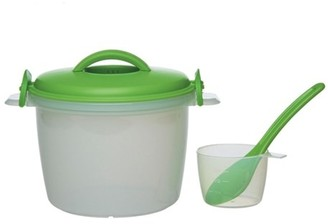 Progressive Prepworks Microwave Rice Cooker Set