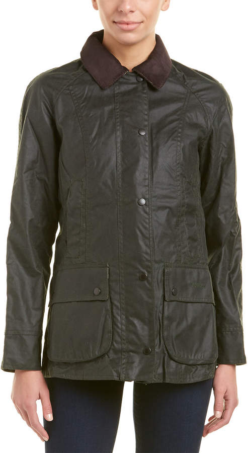 8a75f1d5c Beadnell Wax Jacket