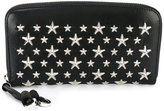 Jimmy Choo 'Filipa' star clutch - women - Leather - One Size