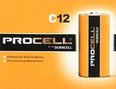 Duracell DRCPC1400 - Procell Industrial Batteries C-cell Alkaline