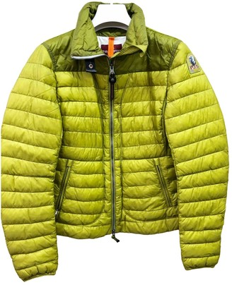 Parajumpers Green Coat for Women