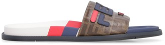 Fendi mania Logo Sliders