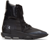 Y-3 Black Noci High Sneakers