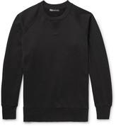 Y-3 - Printed Loopback Cotton-jersey Sweatshirt