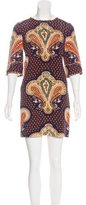 3.1 Phillip Lim Silk Embellished Dress