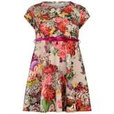 MonnaLisa MonnalisaSnow Whites Garden Neoprene Dress