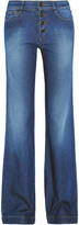 Pierre Balmain High-rise flared jeans