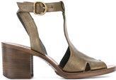 Fiorentini+Baker 'Oro Olivia' sandals - women - Leather - 38