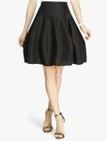 Halston Silk Faille Skirt