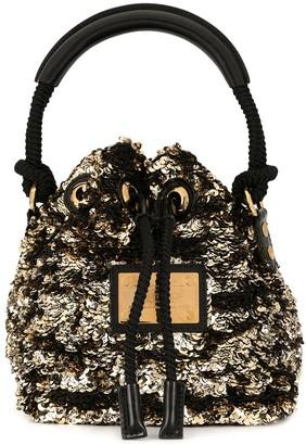 Louis Vuitton Pre-Owned mini Roe bucket bag