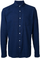 Oliver Spencer eton collar shirt - men - Cotton - 15