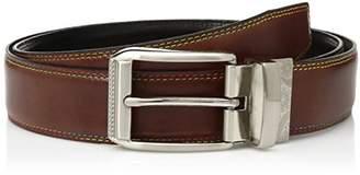 Tallia Men's O'keefe Leather Belt Belt