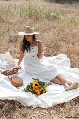 Forever 21 Smocked Cami Dress
