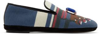 Loewe Blue Foot Slipper