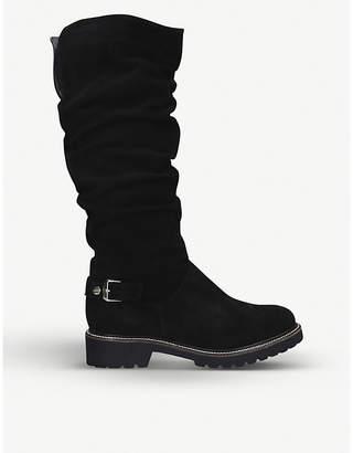 Carvela Comfort Vitality knee-length suede boots