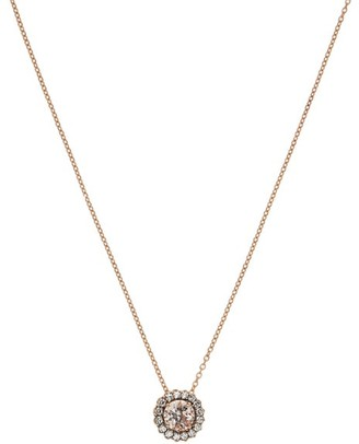 Selim Mouzannar Beirut Diamond, Morganite & 18kt Gold Necklace - Pink Gold