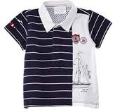 Chicco Boys' Short Sleeve Polo.