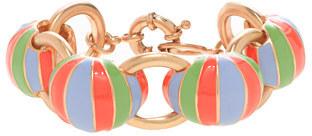 J.Crew Beach ball bracelet