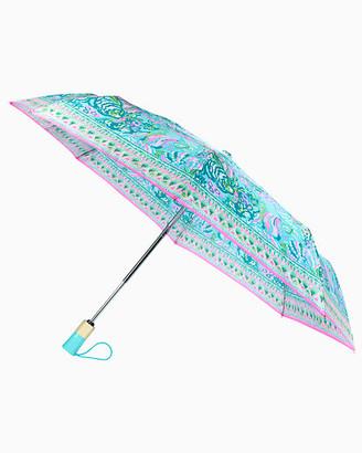 Lilly Pulitzer Travel Umbrella