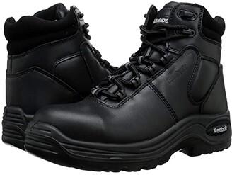 Reebok Work Trainex (Black) Men's Boots