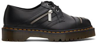 Dr. Martens Black 1461 Bex Zip Derbys