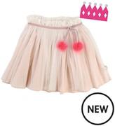 Billieblush Girls Pink Petticoat & Gift