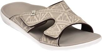 Spenco Men's Adjustable Slide Sandals - Tribal