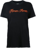 Off-White Mirror Mirror T-shirt - women - Cotton - XS