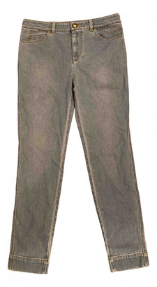 Louis Vuitton Blue Cotton - elasthane Jeans