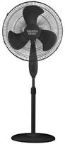Sharper Image 52215799 - 18.3 X 4.7 X 22.8 Pedestal Fan Oscillating