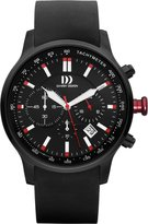 Danish Design DZ120180 - Men's Watch, caucciu, color: Black