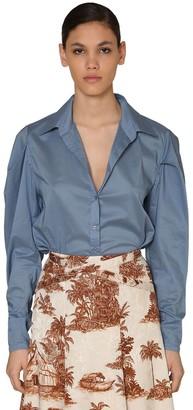 Johanna Ortiz Cotton Voile Shirt
