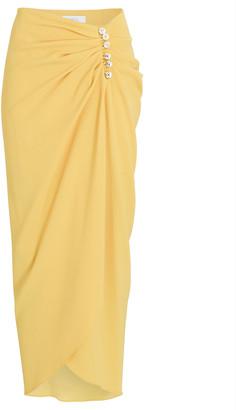 Racil Alexia Crepe Sarong Skirt