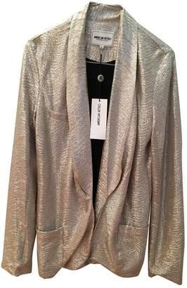 American Retro Silver Jacket for Women